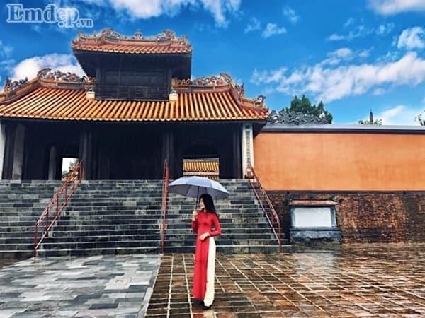 Huế - Đà Nẵng - Hội An đẹp nao lòng những tháng cuối năm, cung đường đã cũ nhưng chưa bao giờ cũ