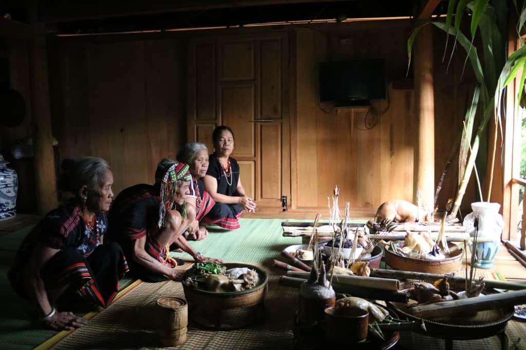 Độc đáo lễ hội Aza Koonh truyền thống huyện A Lưới 153