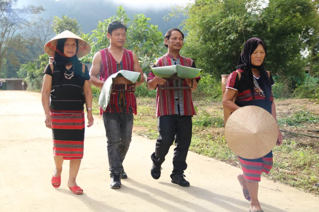 Độc đáo lễ hội Aza Koonh truyền thống huyện A Lưới 155