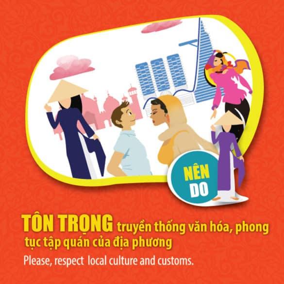 Bộ quy tắc Ứng xử văn minh du lịch Huế 145
