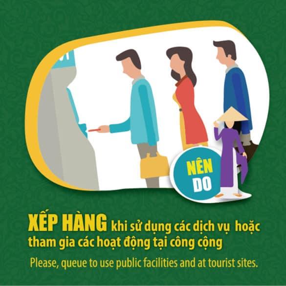Bộ quy tắc Ứng xử văn minh du lịch Huế 153