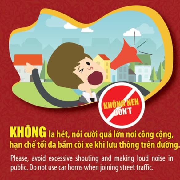 Bộ quy tắc Ứng xử văn minh du lịch Huế 159
