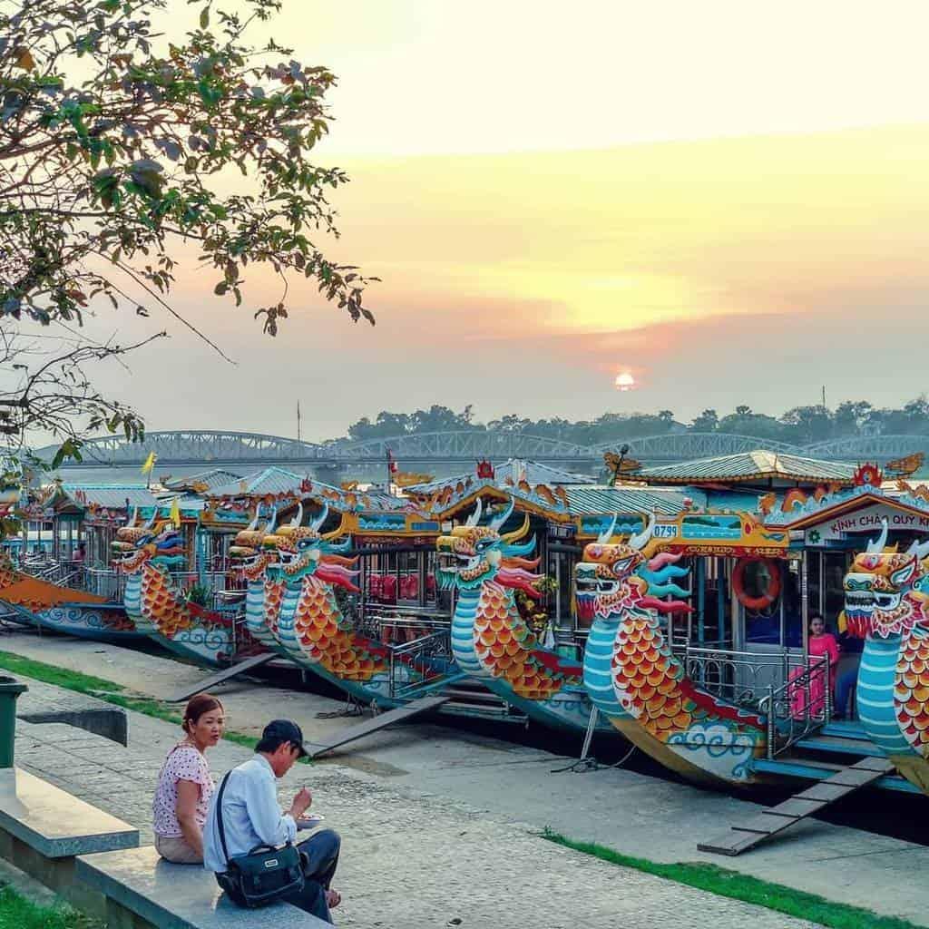 Cất túi kinh nghiệm du lịch Huế tự túc để trải nghiệm trọn vẹn đất cố đô