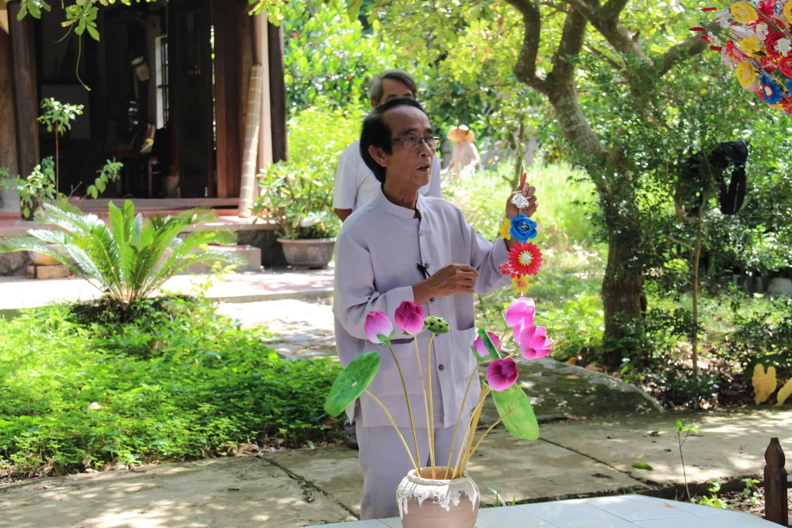 lang hoa giay thanh tien