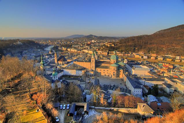 Những địa điểm đẹp mê hồn ở Áo mà du khách không thể bỏ qua 143