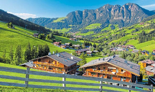 Những địa điểm đẹp mê hồn ở Áo mà du khách không thể bỏ qua 147