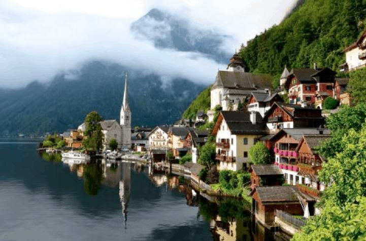 Những địa điểm đẹp mê hồn ở Áo mà du khách không thể bỏ qua 139