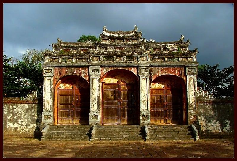 Lăng Minh Mạng, Minh Mang Tomb, lang Minh Mang