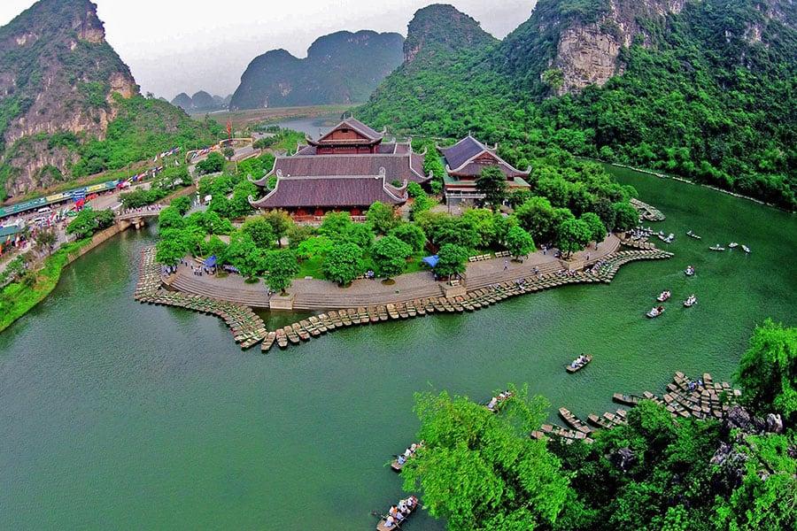 Top những điểm du lịch hấp dẫn nhất Việt Nam dịp Tết Nguyên đán 2019 149