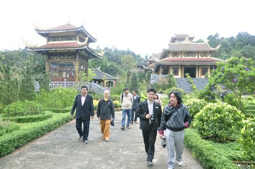 Thiền viện Trúc Lâm Bạch 149