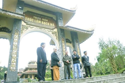 Thiền viện Trúc Lâm Bạch 159