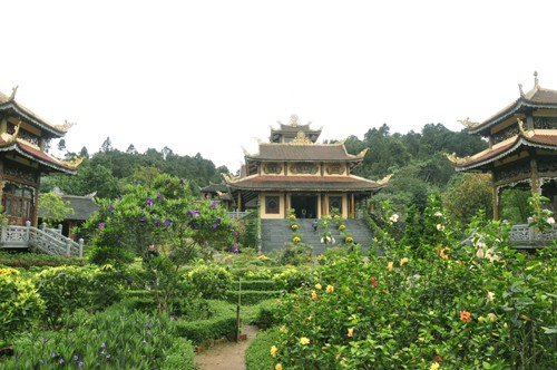 Thiền viện Trúc Lâm Bạch 161