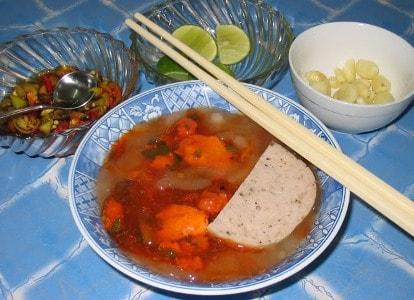 bánh canh Nam Phổ