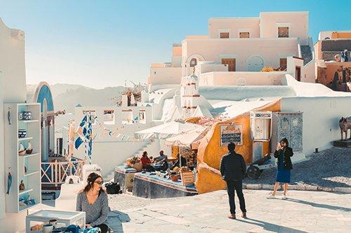 Blogger Việt tư vấn hành trình khám phá 'đảo thiên đường' Santorini 136