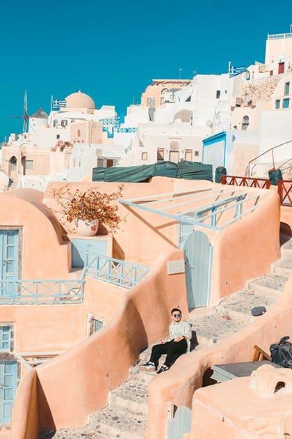 Blogger Việt tư vấn hành trình khám phá 'đảo thiên đường' Santorini 138