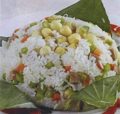 Thanh cao cơm sen xứ Huế 148