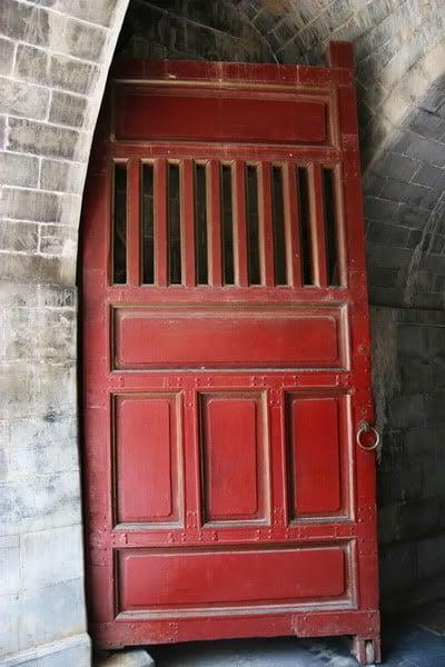 Các cổng vào Hoàng thành Huế 125