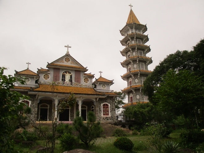 Đan viện Thiên An, 'Đà Lạt trên đất Huế' 143