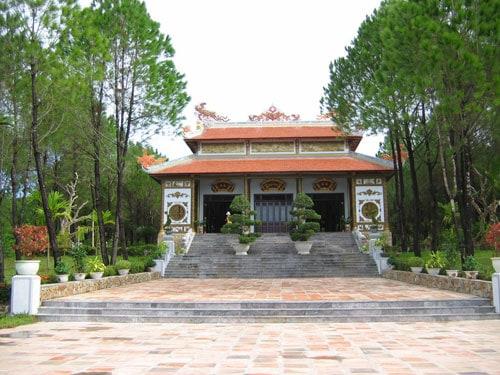 Đền thờ Huyền Trân Công Chúa