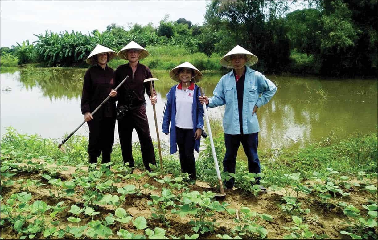 Du lịch phát triển góp phần xây dựng nông thôn mới 144