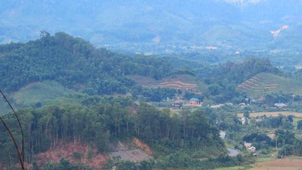 Thung lũng A Roàng