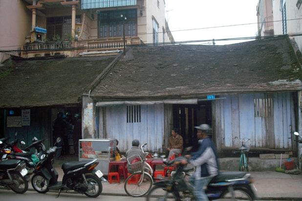 Nhà cổ ở Chi Lăng Huế