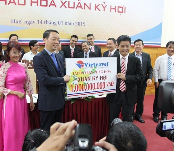 Thừa Thiên Huế: Bắn 1.500 quả pháo hoa tầm cao đón Xuân Kỷ Hợi 2019 134