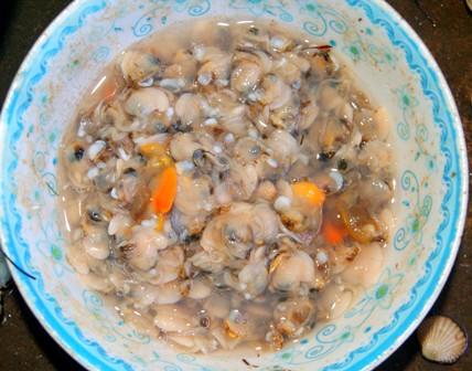 Đặc sản mắm sò Lăng Cô Huế 144