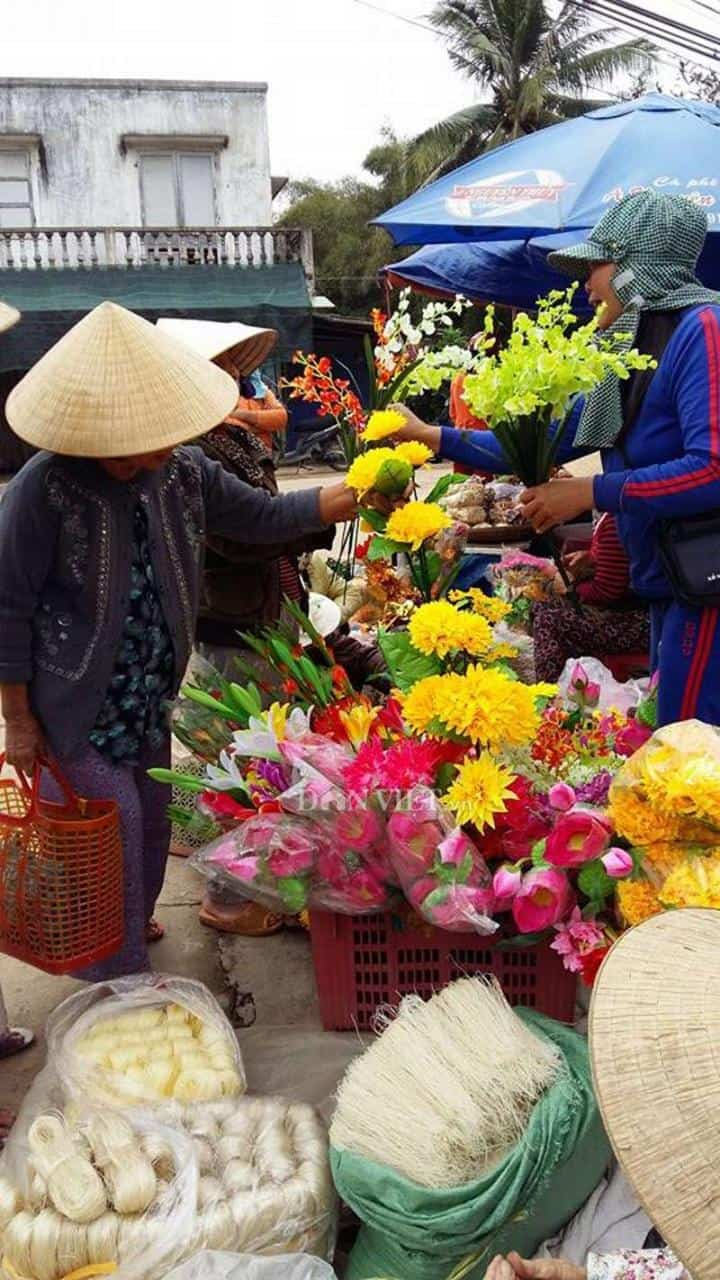 Thân thương chợ quê Hương Toàn Huế 139