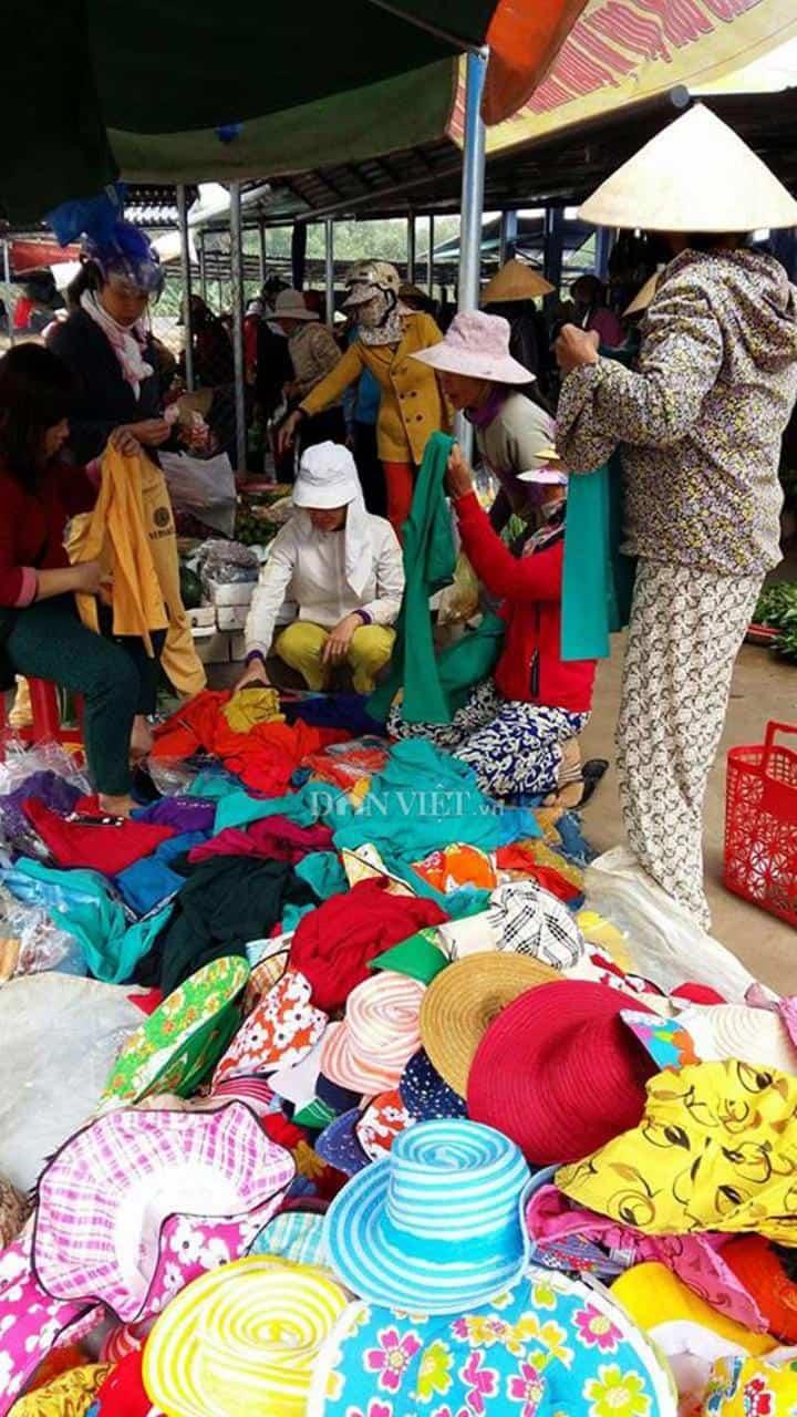 Thân thương chợ quê Hương Toàn Huế 147