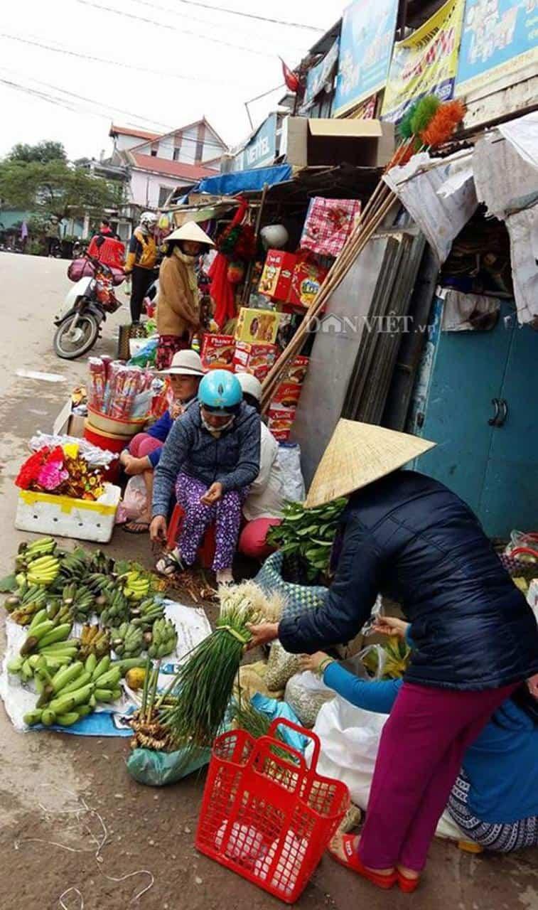 Thân thương chợ quê Hương Toàn Huế 133
