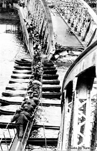 Trường Tiền: Thăng trầm của một cây cầu lịch sử 149