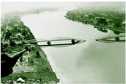 Trường Tiền: Thăng trầm của một cây cầu lịch sử 147