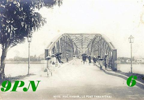 Trường Tiền: Thăng trầm của một cây cầu lịch sử 143