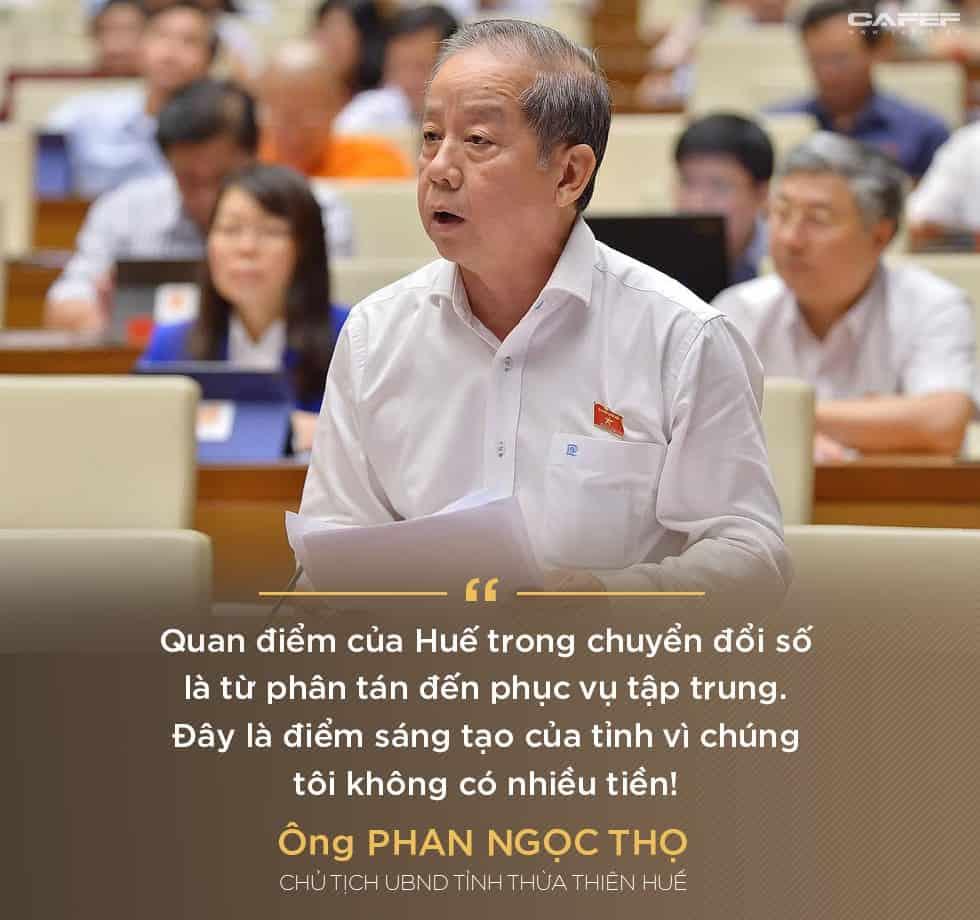 """Khát vọng """"thành phố hạnh phúc"""" và 3 mong ước của Chủ tịch Thừa Thiên Huế - Ảnh 5."""