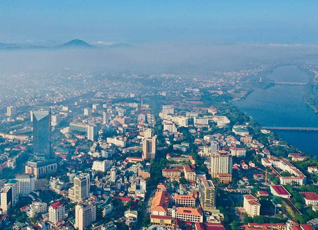 'Mở rộng thành phố Huế giúp cuộc sống người dân tốt hơn'