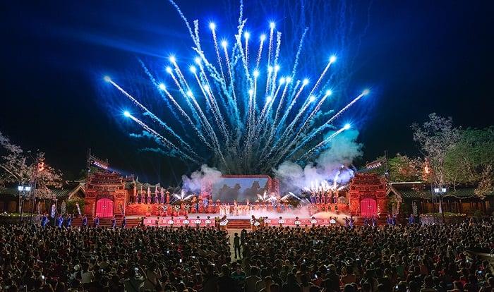 chuong trinh festivalhue 2020