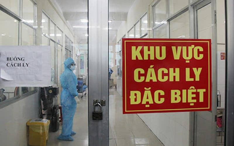 Hạn chế thăm nuôi tại Bệnh viện Trung ương Huế để phòng ngừa Covid-19