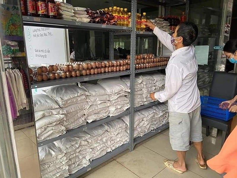 """Khai trương chuỗi """"siêu thị hạnh phúc 0 đồng"""" tại Thừa Thiên Huế"""