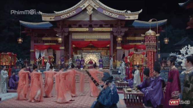 Dừng phát sóng phim Trung Quốc vì nghi án sử dụng nhạc cung đình Huế
