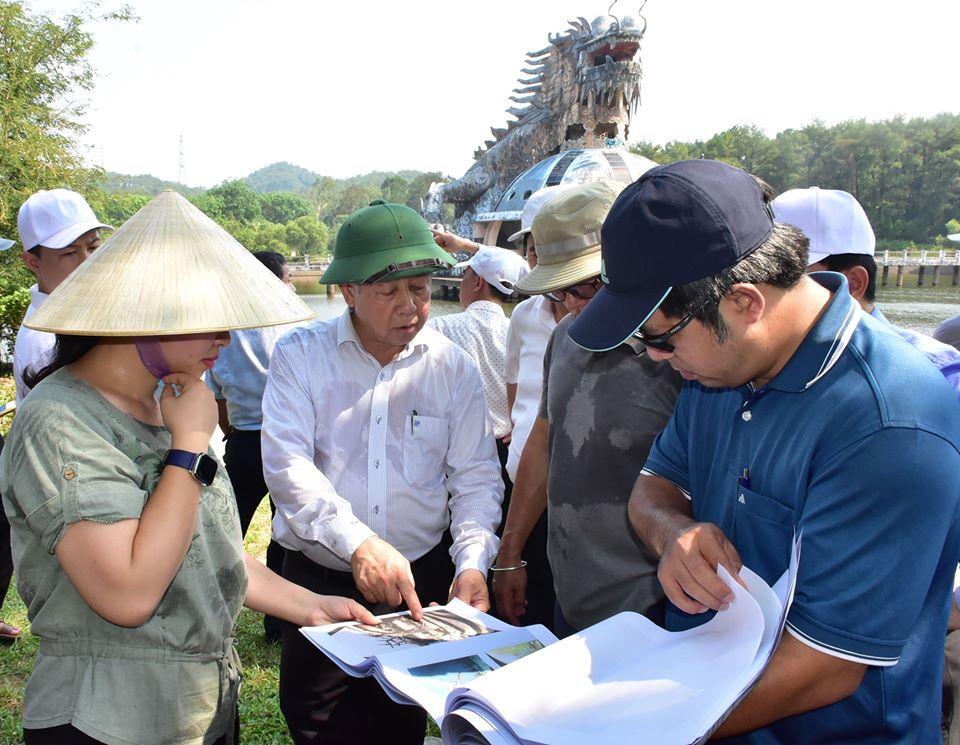 Phương án cải tạo chỉnh trang công viên Hồ Thủy Tiên 144