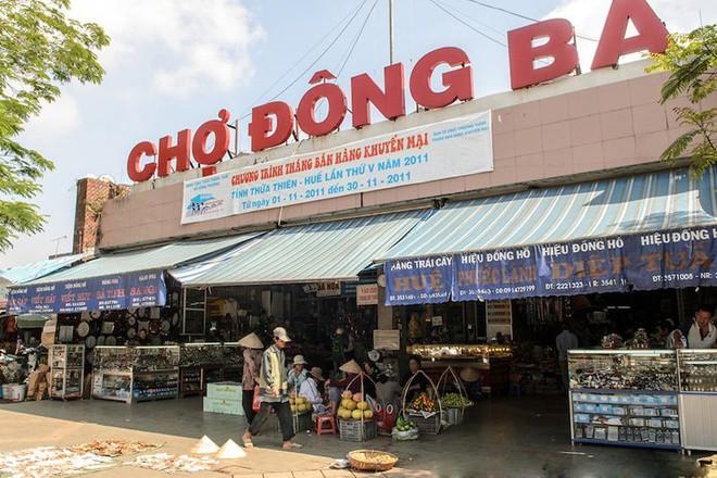 Vì sao chợ Đông Hoa phải đổi tên thành Đông Ba? 142