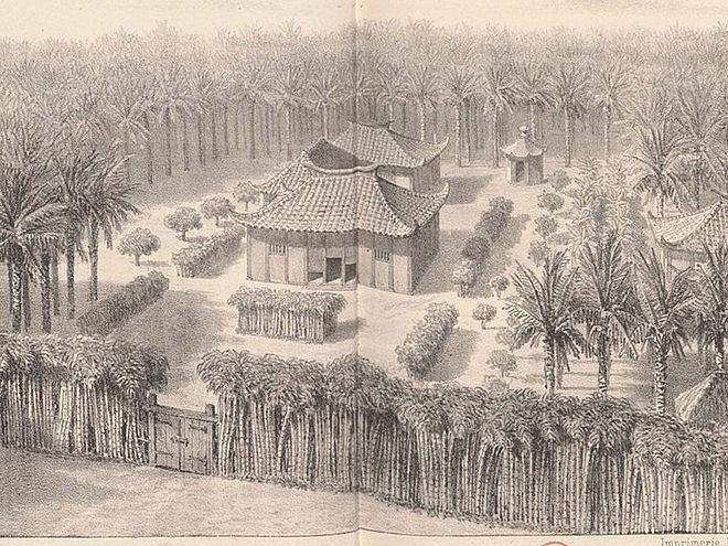 Michel Đức Chaigneau - người cung cấp những tư liệu quý về Kinh thành Huế