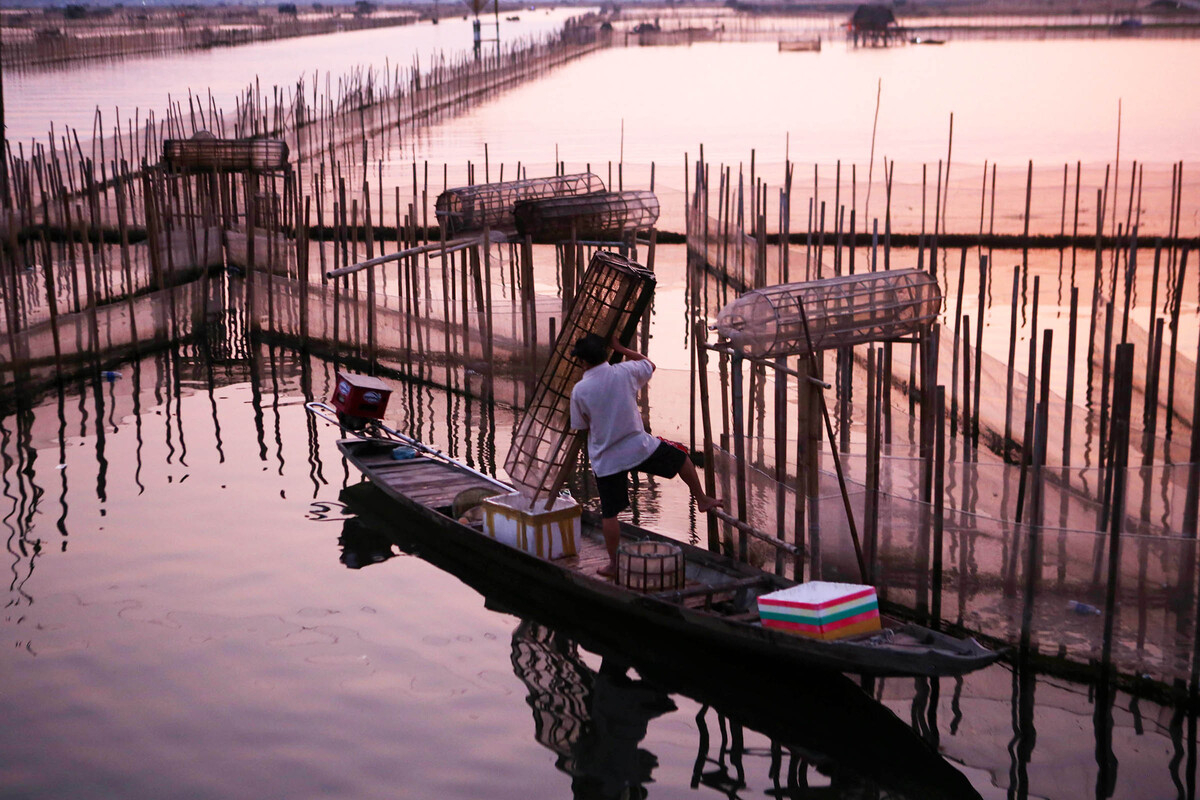 Trù phú đầm phá Tam Giang - Cầu Hai 162