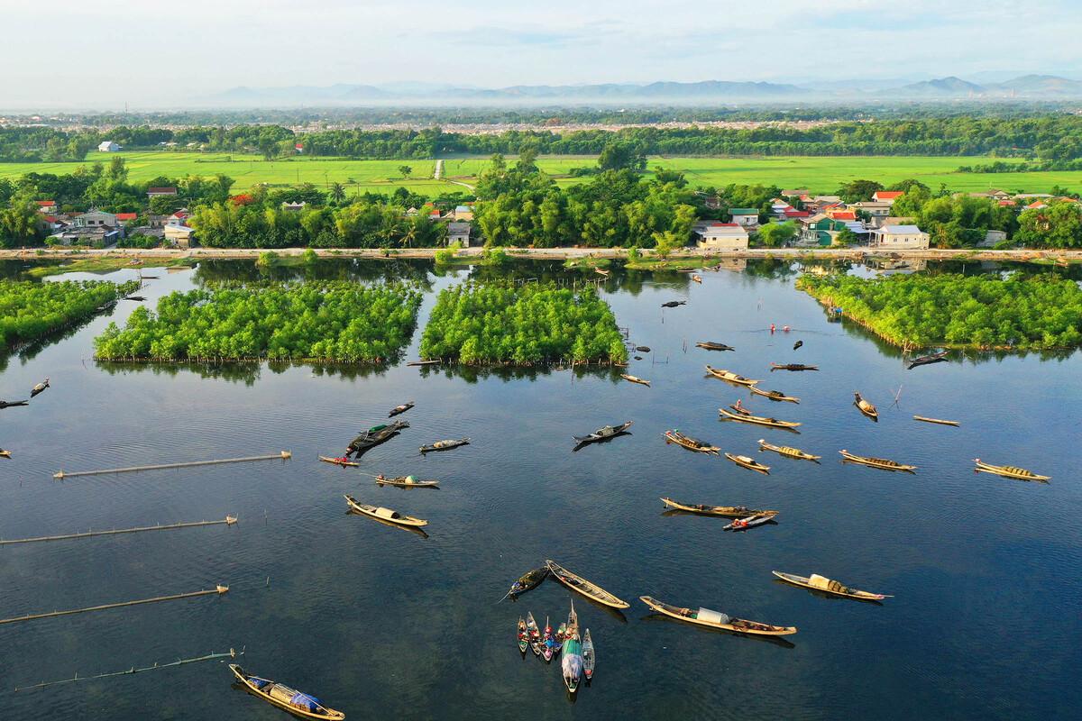 Trù phú đầm phá Tam Giang - Cầu Hai 172