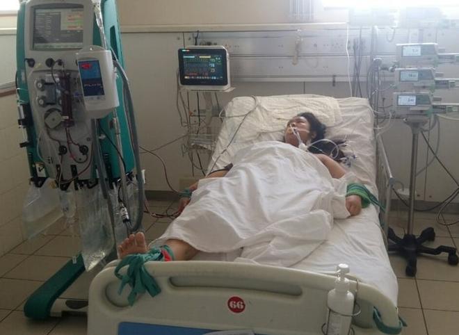 Cứu sống nữ sinh viên y khoa 9 lần ngưng tim