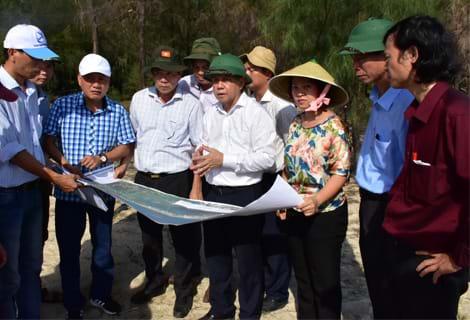 Gần 6.500 tỷ đồng xây dựng đường ven biển, cầu vượt cửa biển tại Huế