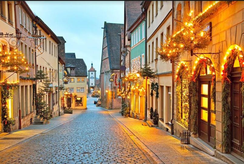 Khám phá những điểm đến tuyệt vời trên con đường lãng mạn nhất nước Đức