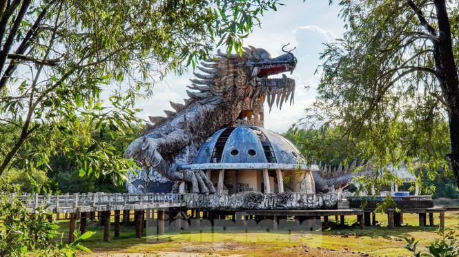 Công viên nước 'kinh dị' tại Huế từng lên báo Mỹ lại khô kiệt khác thường 234