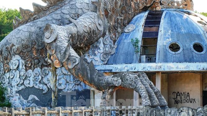 Công viên nước 'kinh dị' tại Huế từng lên báo Mỹ lại khô kiệt khác thường 238